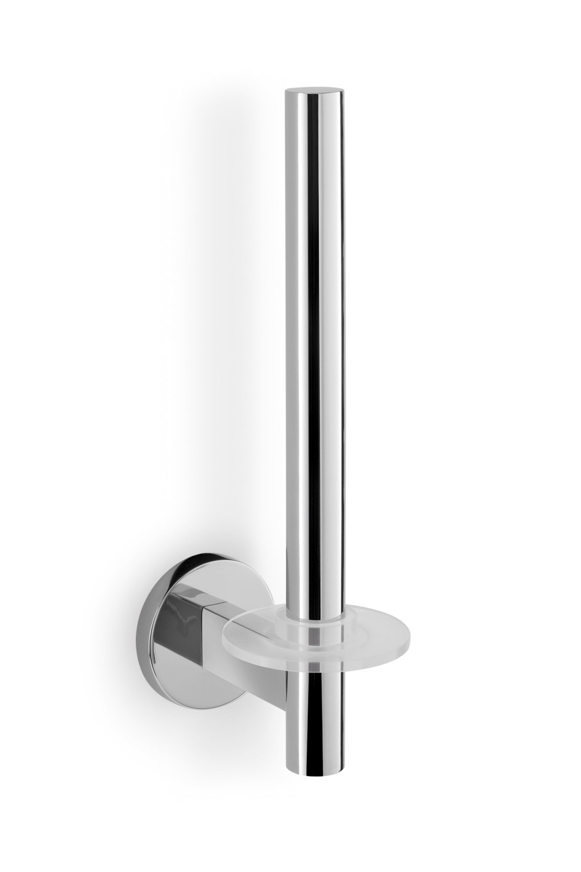 Buy Zack 40053 Scala Wall Mounted Spare Toilet Roll Holder, 9.84 by ...