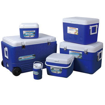Factory Promotion 1L 5L 13L 27L 45L 80L EPS Foam Cooler Can Set Ice Freeze Insulated Ice Boxes