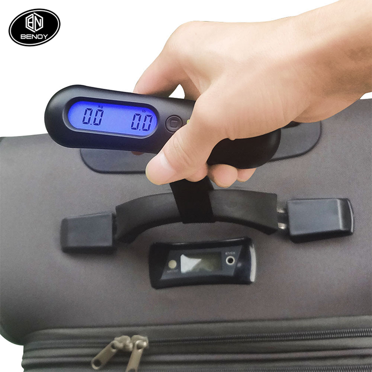 Amazon portable hanging travel digital luggage weighing <strong>scale</strong> suitcase <strong>scale</strong> with backlit LCD display