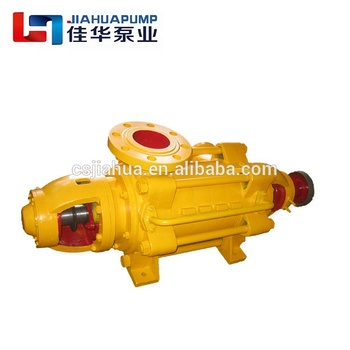 Dewatering Sewage Multistage Acidic Centrifugal Drainage Bit Particles Mine Draining Water Pump