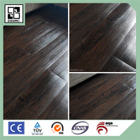 Wood Pattern PVC Sheet Floor Vinyl Flooring for Home/Commercial Use