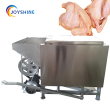 Chicken Slaughtering Feather Plucking Equipment Machine To Algeria