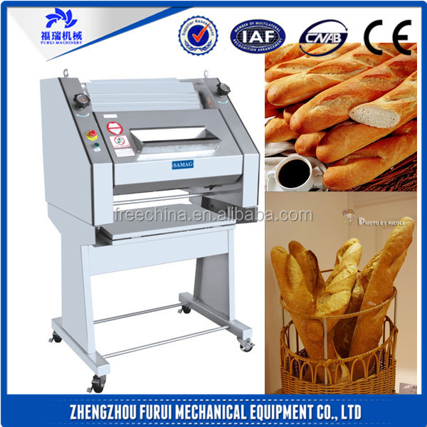 High capacity french baguette bread moulder machine/baguette bakery machine/french baguettes molder