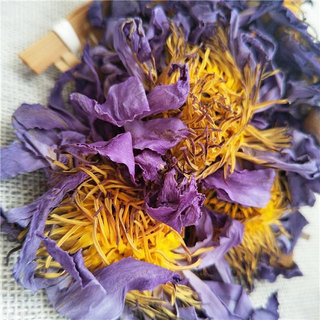 Lan lian hua 2018 Chinese new fresh dried whole blue lotus flower hot sale - 4uTea | 4uTea.com