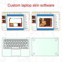 Diy Laptop Keyboard Skin Sticker For Latest Laptop Skin Cutting ...