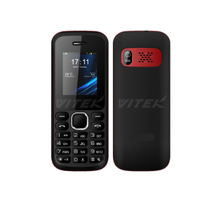 "China Wholesale High Quality 1.77"" OEM FM Radio 3G feature phone"