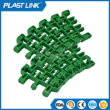 Plastic Link 7960 electrical slat glass bottle chain belt
