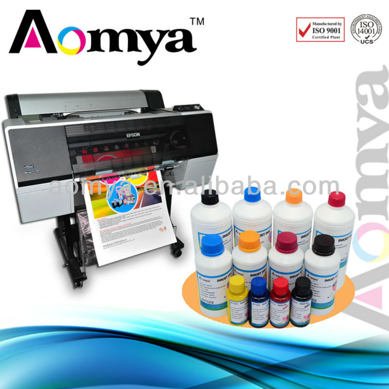 Led Uv Ink For Epson L1300 China Manufacture Cmyk Uv Printing Ink