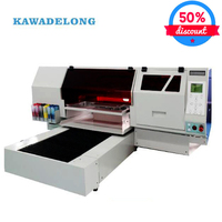 digital textile cotton printing machine a3 dtg t shirt printer fabric printer for sale