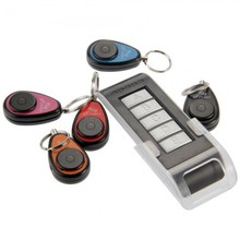 Alarm Wireless Remote Key 5 Receiver Finder Seeker Locator Cari <span class=keywords><strong>Hilang</strong></span> Cari