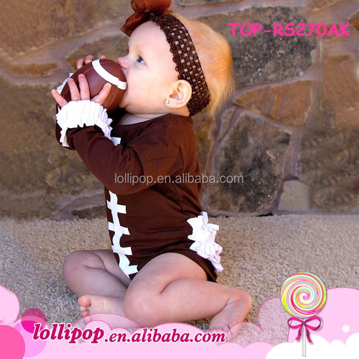 b826fae30 Football Onesie Baby Bodysuit Little Brother Baby Announcement Shirt  Newborn Boy Coming Home Outfit Rugby Romper