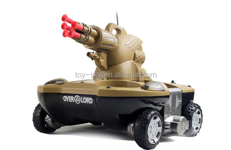 Hot Sale Rc Amphibious Tank Battle Rc Tank Toy ( Shooting Soft Bullet ) -  Buy Rc Car Shooting Toys,Rc Shooting Robot Toy,Rc Ambulance Toys Product on