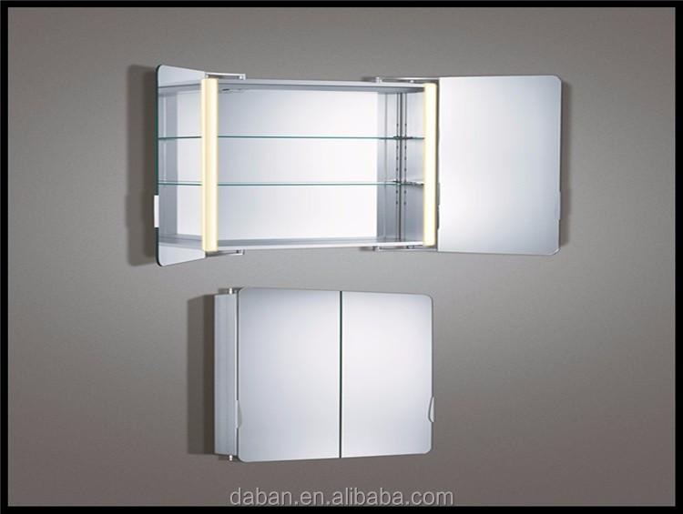 Muebles de ba o dise o italiano moda moderna de aluminio - Espejos diseno italiano ...