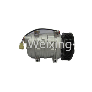 Truck Air Conditioner Kom pressor Compressor TM21 Zexel DKS22 for Truck Refrigeration 8PK 12V 500620-1550