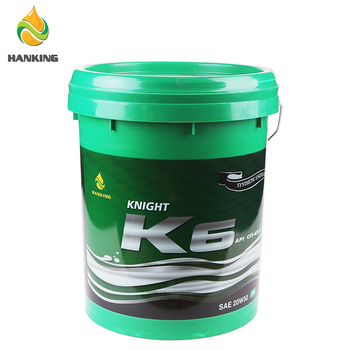 HANKING K6 Cheap CH-4/SJ 18L 15W40 Lubricants Motor Oil