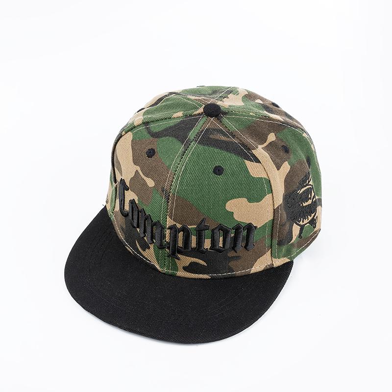 ①sterbakov Brand Camo Runing Letter Snapback Baseball Cap ... 3af6bb319448