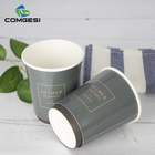 Logo Customization Cups Coffee Paper Coffee Cups Paper Double Wall_double Wall Coffee Cups Paper Wholesale_factory Directly Sale