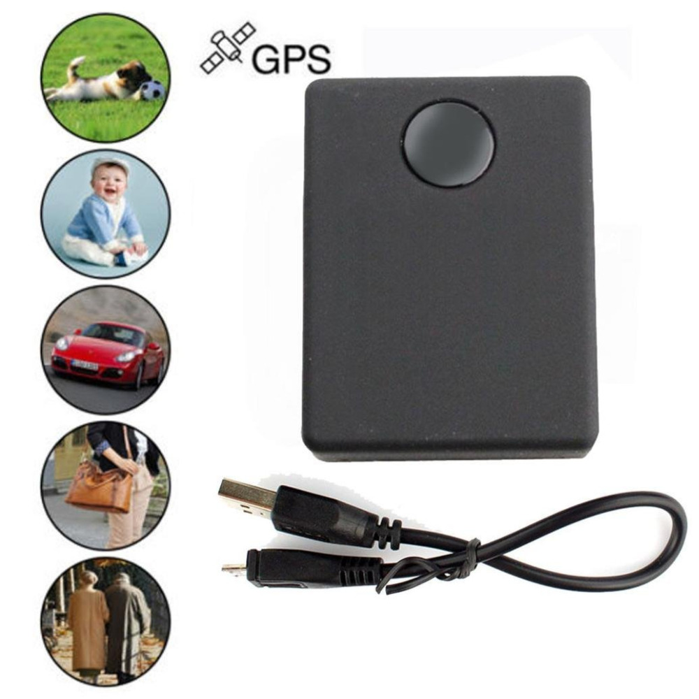 Mini GSM SIM Card Tracker 2-Way Auto Answer & Dial Voice Monitor hidden Ear GPRS Tracking Device PQ609