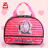 Fancy school girl travel luggage bags