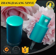 High pressure perfume sprayer pump with mist pump cap