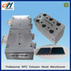 WPC Wall Panel Board Die Head Extrusion Mold Maker