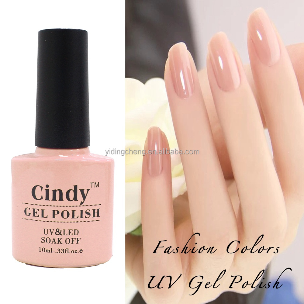 ODM OEM Disponibile 7.5 ml 96 color Gel UV Nail Polish, Gel di colore Smalto