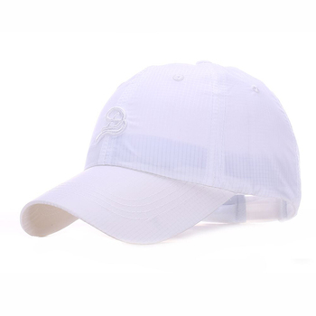 c4de4f9040ecb Adult Unisex Adjustable Plain White Baseball Cap