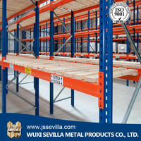 Personalized steel pallet rack good quality as manufacturer