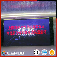 New Type High quality p6 led full color displays