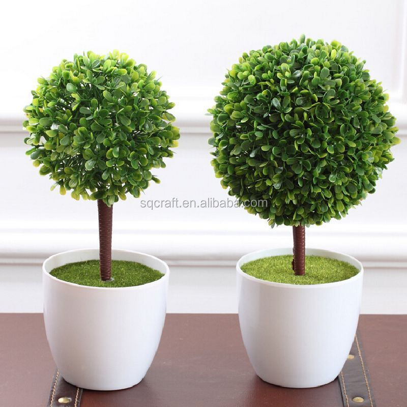 Decorative Artificial Encryption Conifers Grass Ball