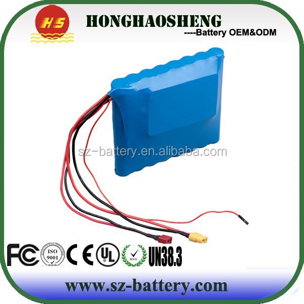 Newest battery balancing 60v solo wheel monocycle lithium 18650 PVC