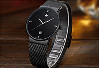 Factory price high quality steel luxury mens quartz watch
