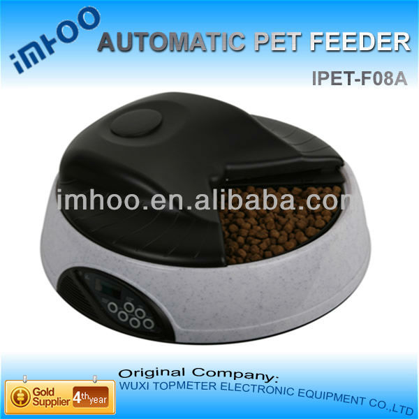 food and cat 4 Meal LCD Automatic Pet Feeder