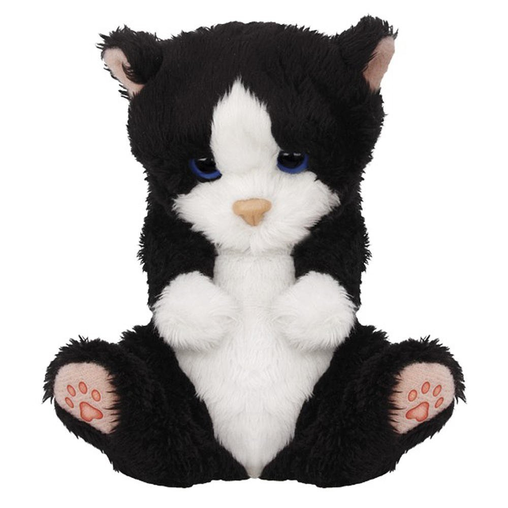 Buy Furreal Friends Snuggimals Black And White Kitten In Cheap Price On Alibaba Com