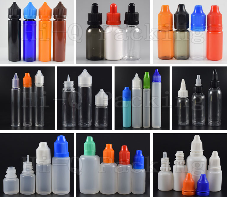 China wholesale 5ml 10ml sterilize plastic dropper bottle 20ml 30ml pe dropper bottle 50ml e liquid bottle