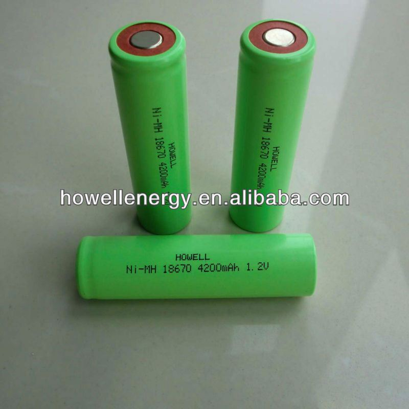 Rechargeable nimh battery/nimh battery pack aa 800mah