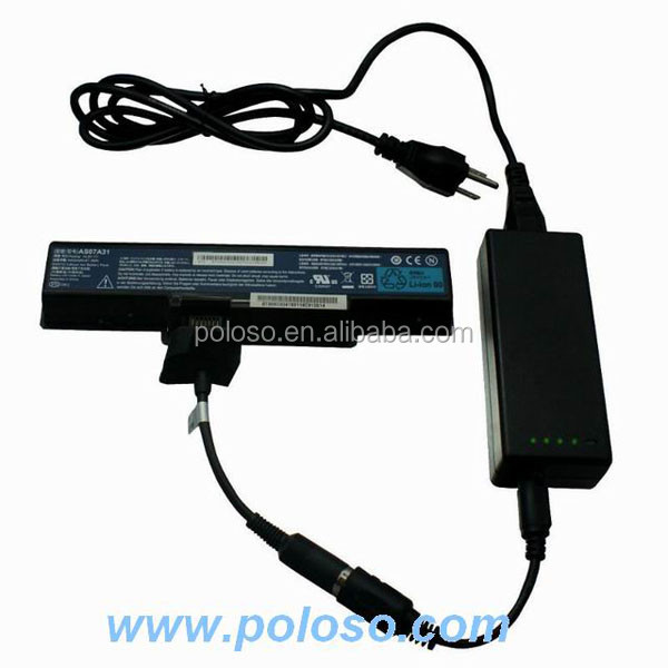 Poloso Universal External Laptop Battery Charger Rfnc6 For Hp Dell ...