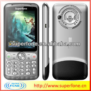 3.2 inch TV cell phone with wifi touch screen phone with Keyboard T615