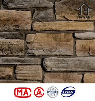Decoration Wall Rock Face Ceramic Tiles