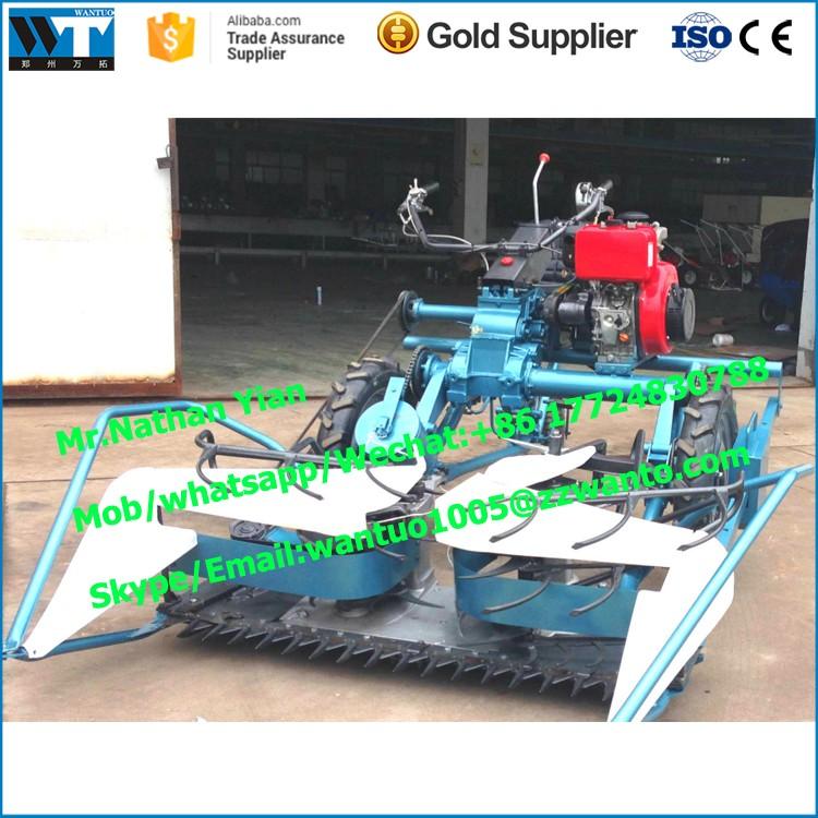 Bcs Reaper Binder Harvest Machine Reaper And Binder In