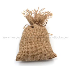 Free samples packing latest hairpin wholesale burlap stocking bags