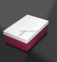 AA Shoes Box Custom Design Luxury box for shoes