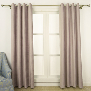 European style ready fancy fabric 280cm curtains custom drapes for home