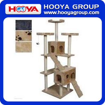 New Design Cat Craft Tree Furniture House Scratching With