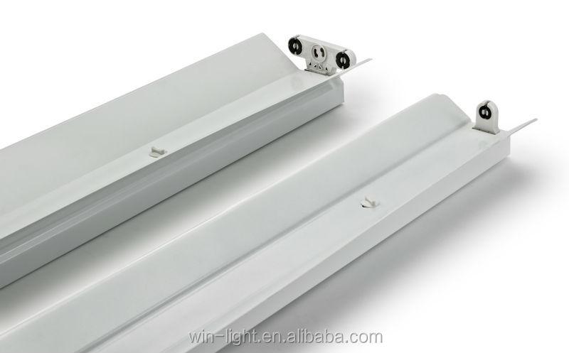 Office G13 Led Tube Light Holder,120cm T5 T8 Fluorescent Light ...