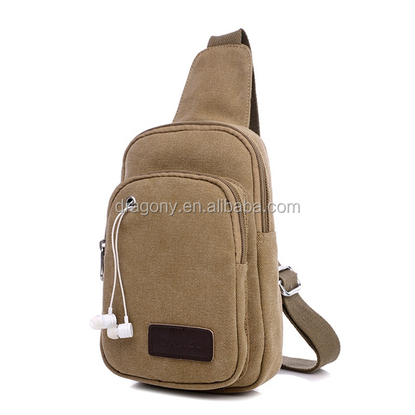 Fashion Vintage Men Messenger Bags Casual Outdoor Travel Hiking Sport Casual Chest Canvas Male Small Retro Military <strong>Shoulder</strong> Bag