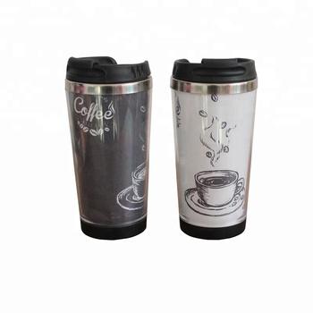Double Wall Coffee Mug Printing Machine