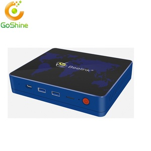 Apollo Lake N3450 4/64GB S1 Smart Box with VGA Type-C windows8/10 Mini PC S1 M.2 SSD 4K*2K 1000Mbps BT4.0 S1 TV Box