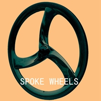 Straight pull Carbon Aluminium Powerway R51 road bike hub 18/21 20/24(2:1) rear 3 Pawl leaf spring high flange hub