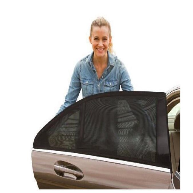 Universal Car <strong>Sun</strong> Visor for Rear Side Window Protects Your Kids From The <strong>Sun</strong> 2 Piece